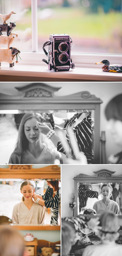 Hereford wedding at the townhall