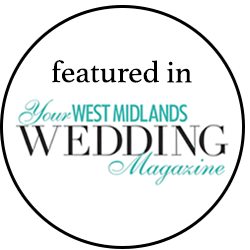 west midland wedding magazine photographer