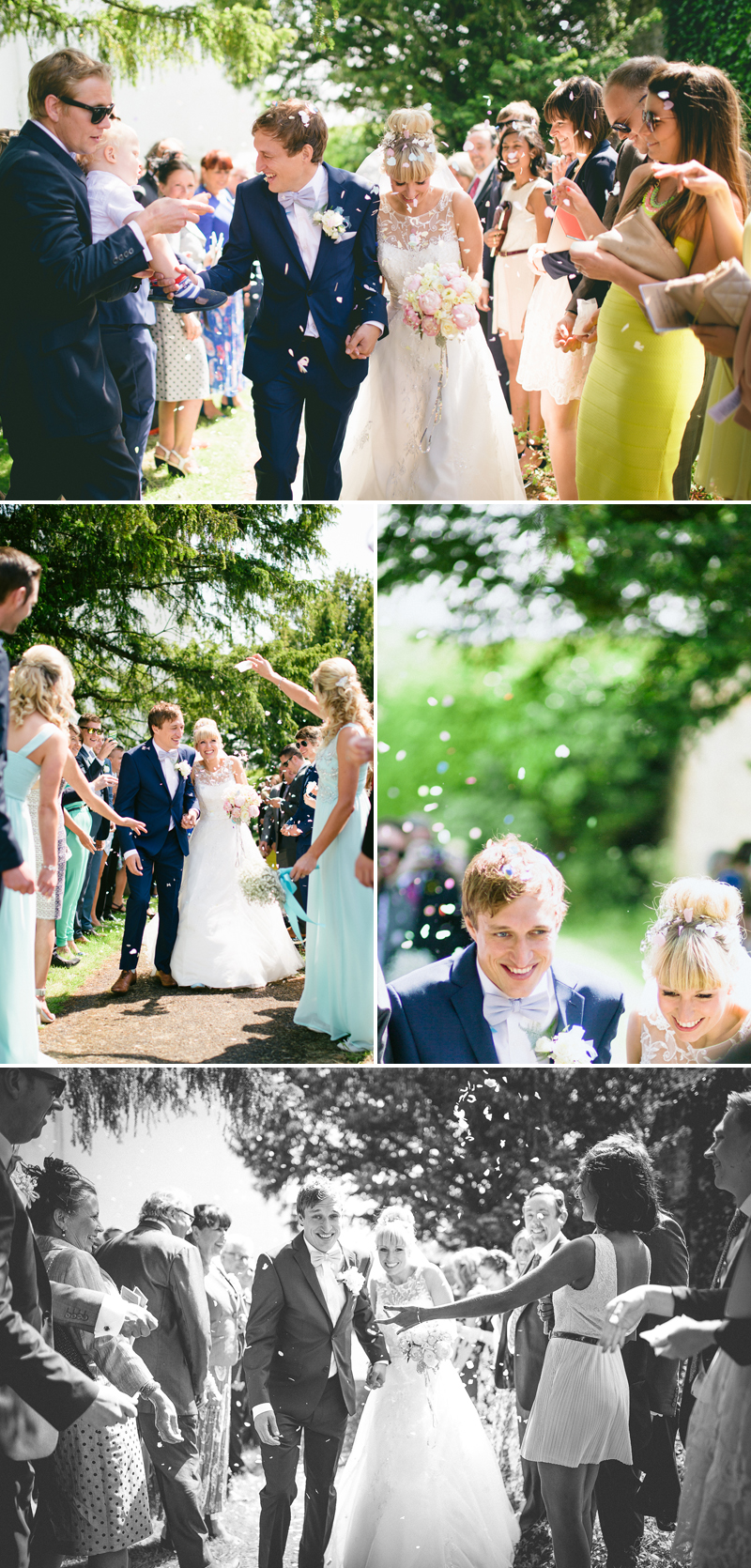 confetti herefordshire photographer