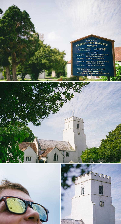 hereford wedding photographers in pawlett