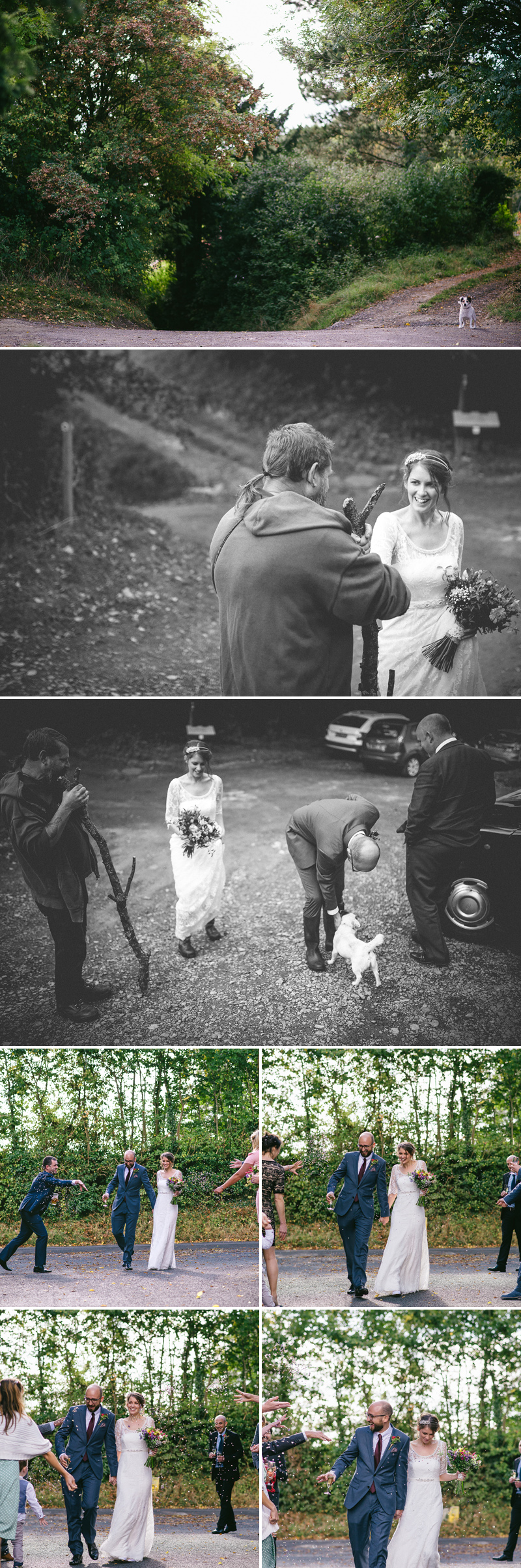 documentary wedding photos