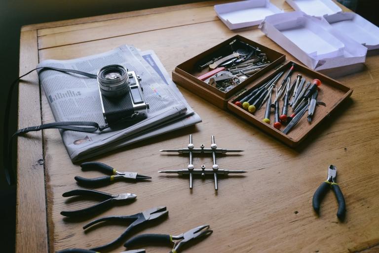 lens tools yashica