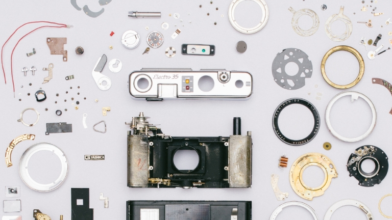 Camera Disassembly
