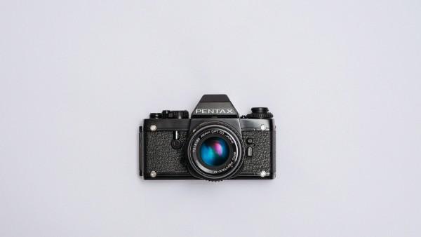 Pentax lx camera photo