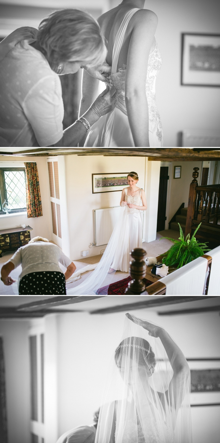 photography of a wedding in hereford