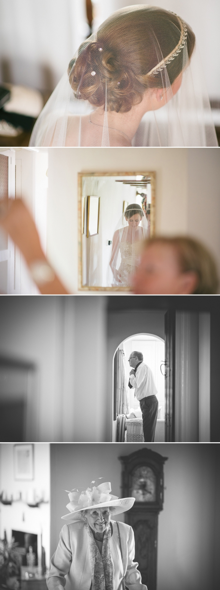 the bride in herefordshire