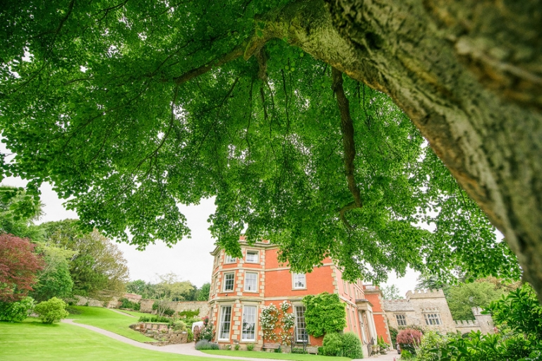 Homme House Wedding Venue Photograph