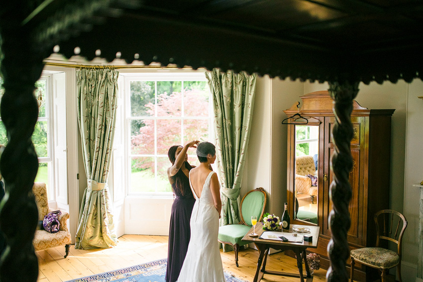Homme House wedding photography