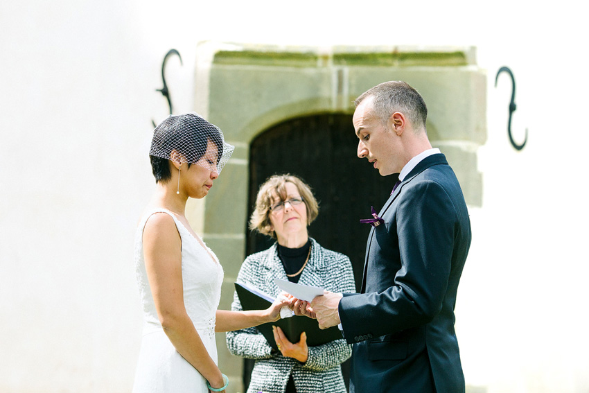 tying the knot in hereford