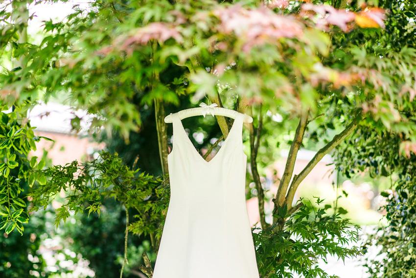 amazing wedding dress photo