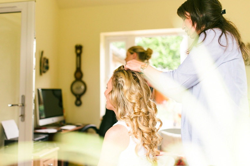 tabitha wedding hair