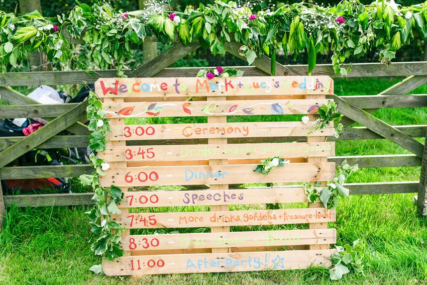 westonbury mill water gardens wedding