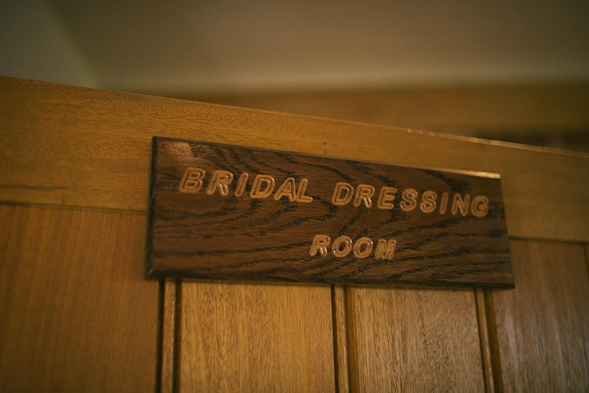 bridal room at curradine barns
