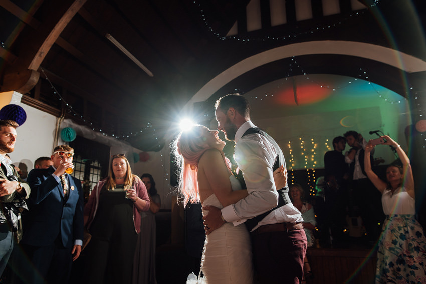 first dance vibes