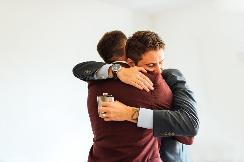 groom hug hereford