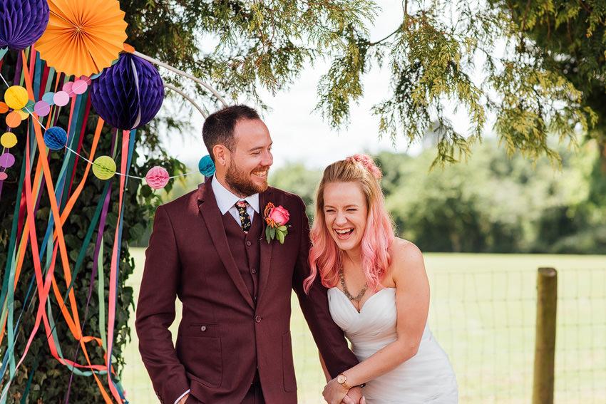 herefordshire humanist wedding photos
