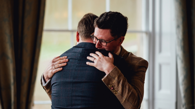 gay wedding west midlands photography