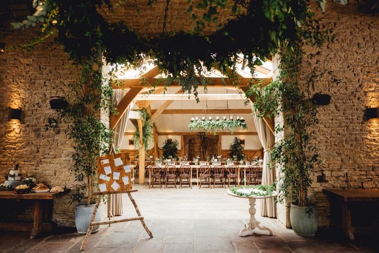 banqueting hall at Cripps