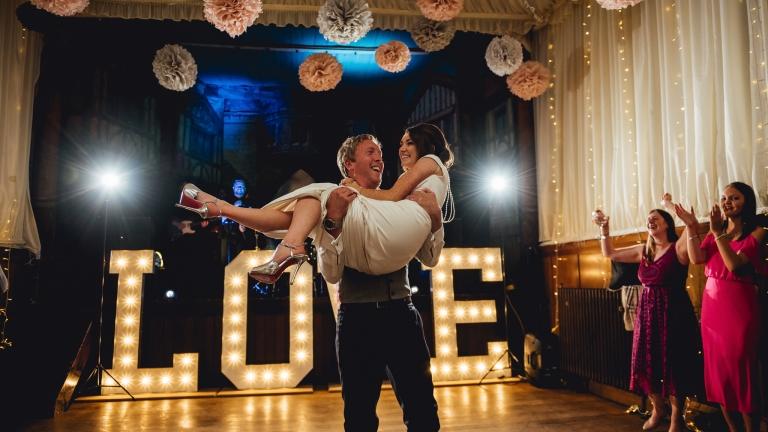 How Caple Court Wedding Venue