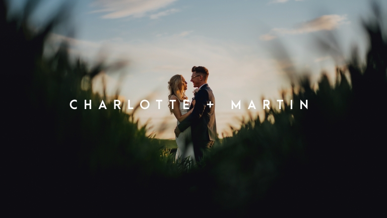 Charlotte and Martin married at Lyde Court image