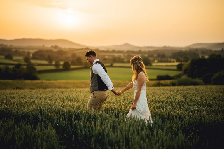Wedding Photographers Herefordshire UK